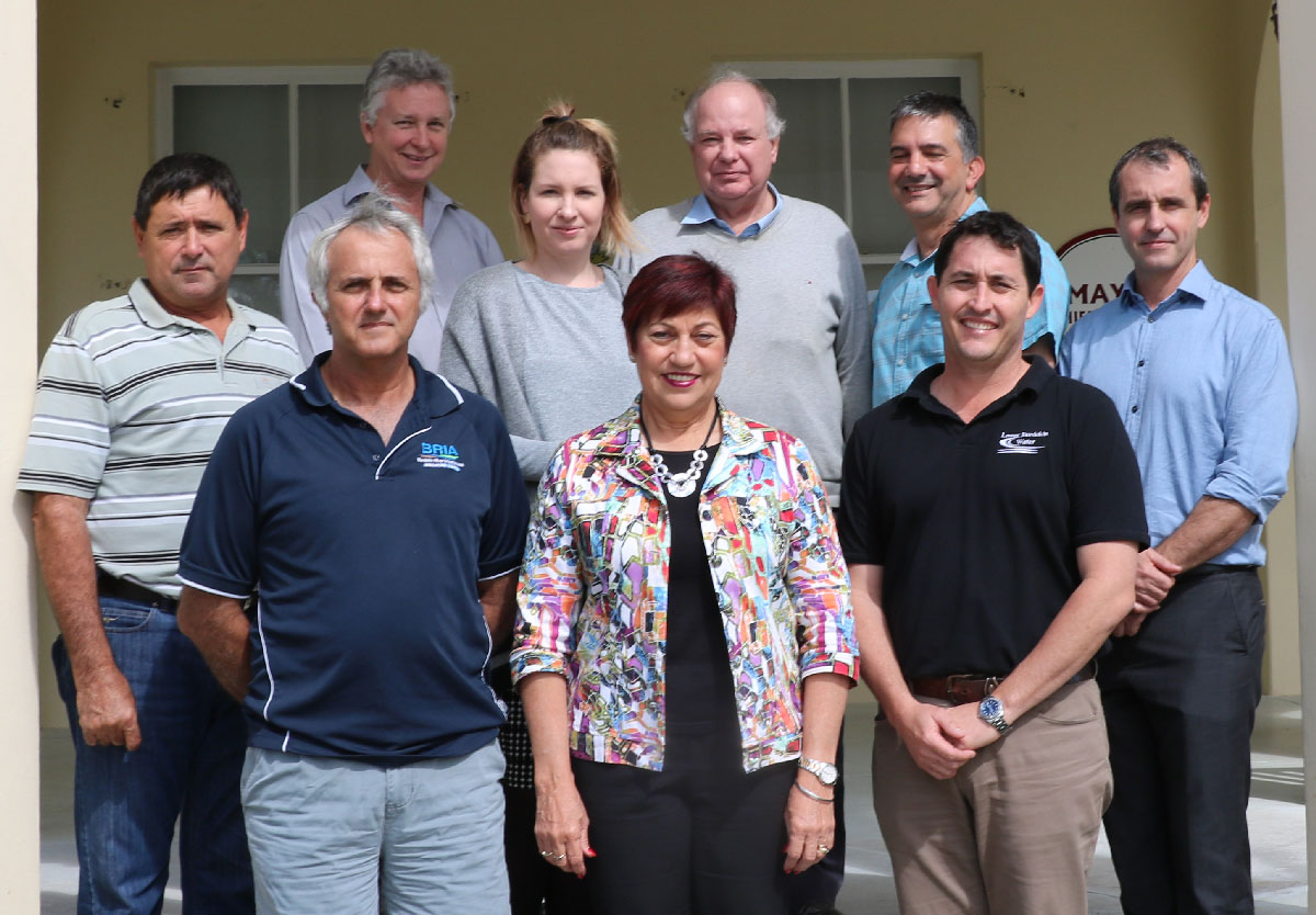 Burdekin Water Futures Team
